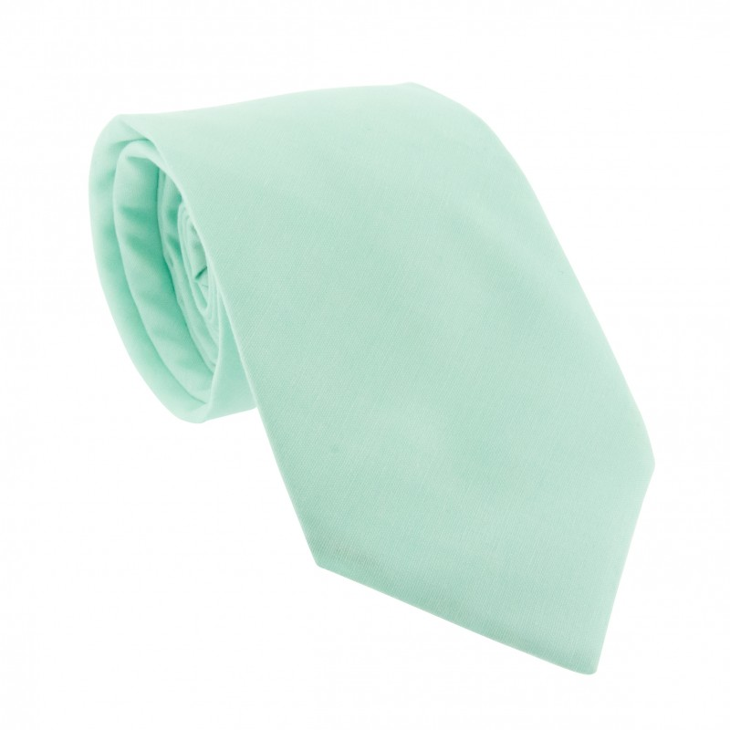 Mint Chambray CLASSIC Tie