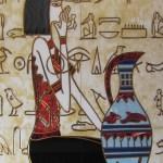 Египетская тема