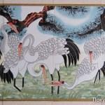 Аисты - классическая китайская живопись