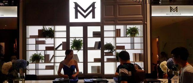 Дизайнерские находки — гардеробные MACIO CASA (玛格定制家具)