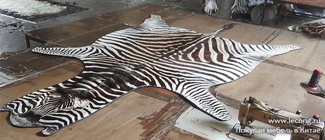 Бедная зебра — трагикомедия