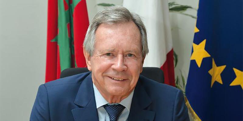 Nouveau président à la Chambre française de commerce au Maroc L - Chambre De Commerce Francaise Maroc