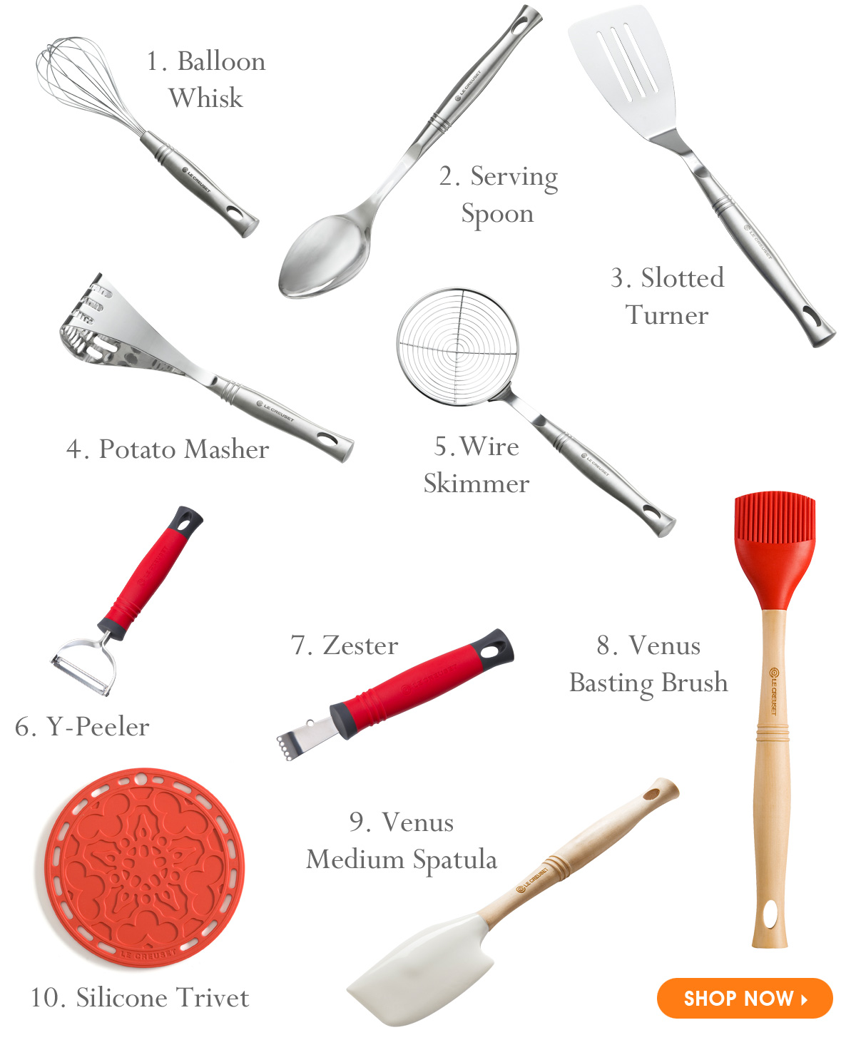 Kitchen Accessories Names list of kitchen tools with names