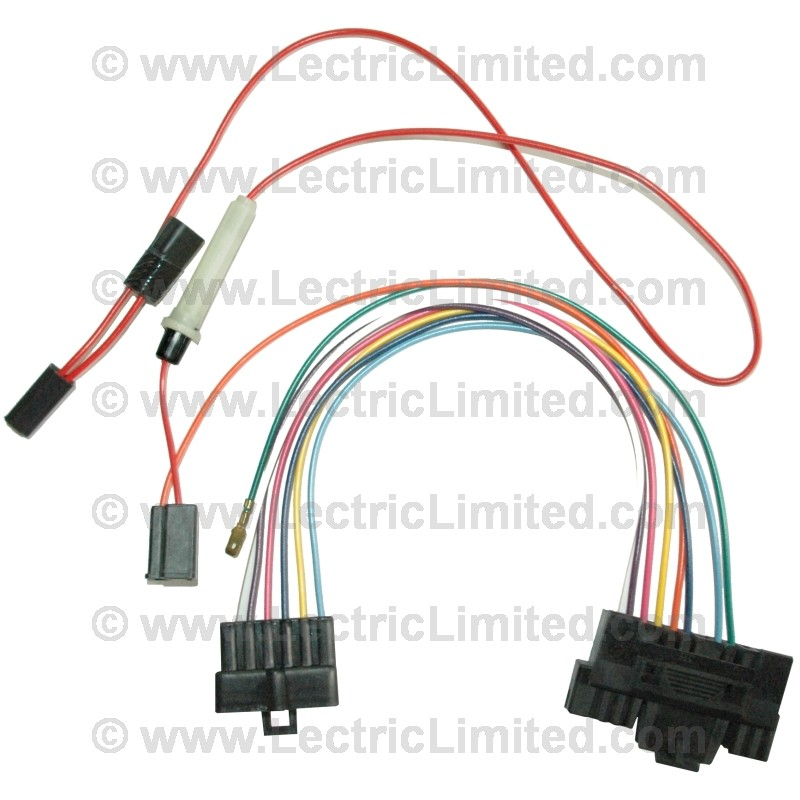 Steering Column Turn Signal Switch Adapter Harness #13597