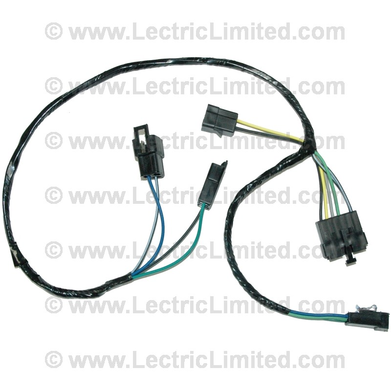 78 gmc wiring harness diagram