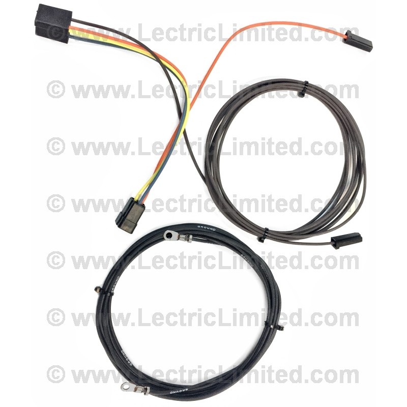 1963 c 10 wiring harness