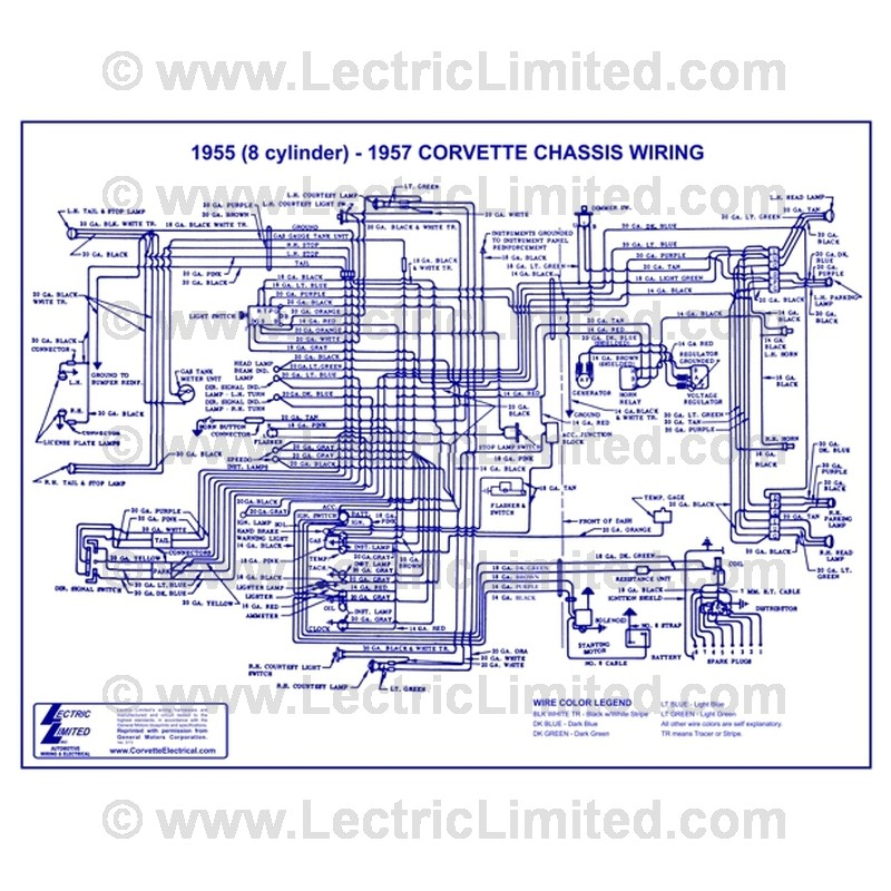 Wiring Diagram #VWD5557 Lectric Limited