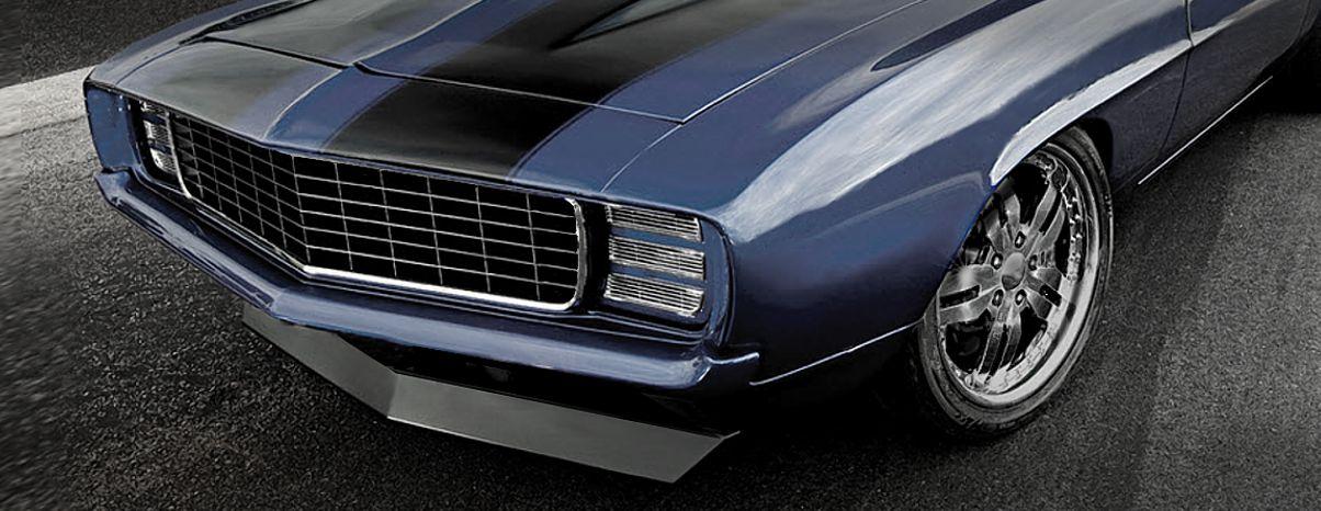 1967 - 1968 Chevrolet Camaro RestoMod Wiring System