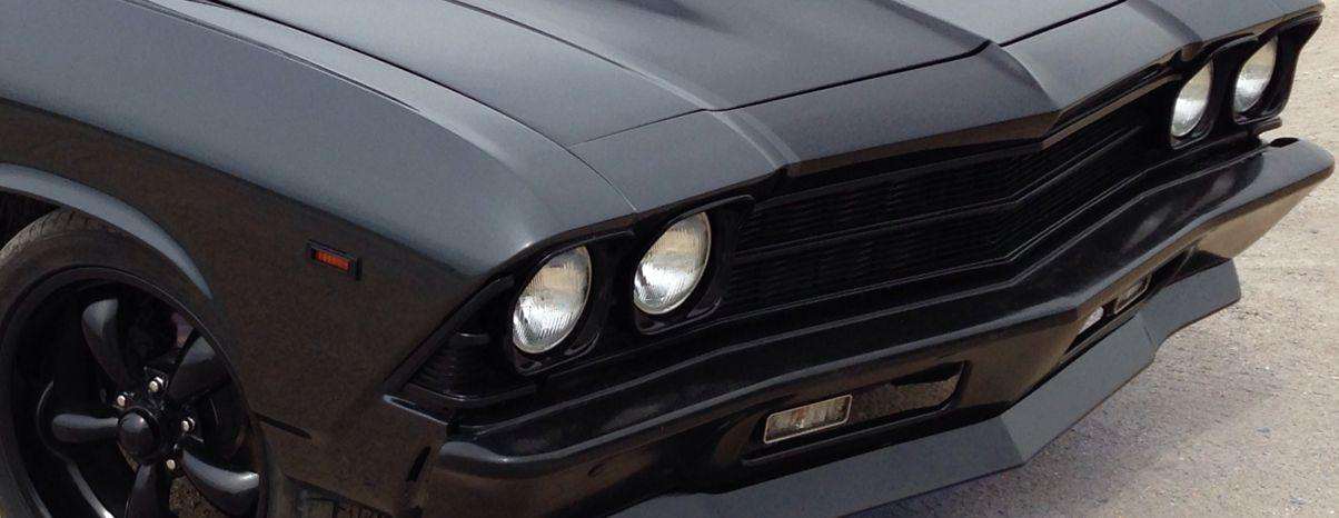 1968 - 1969 Chevrolet Chevelle RestoMod Wiring System