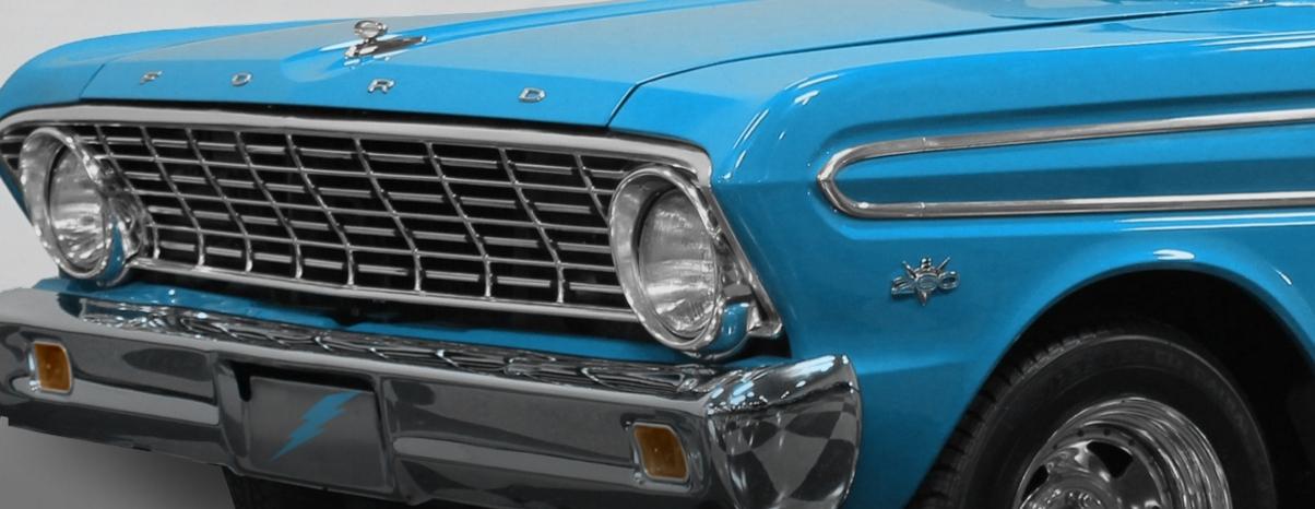 1960 - 1964 Ford Falcon  1960 - 1965 Mercury Comet RestoMod Wiring