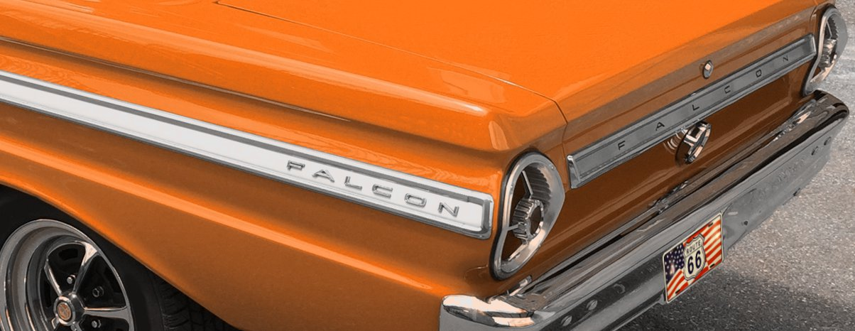 1965 Ford Falcon RestoMod Wiring System