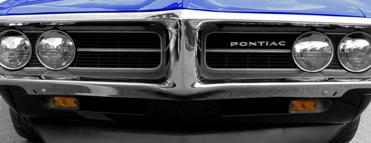 1967 - 1968 Pontiac Firebird RestoMod Wiring System