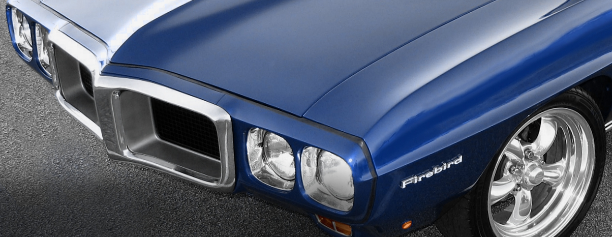 1969 Pontiac Firebird RestoMod Wiring System