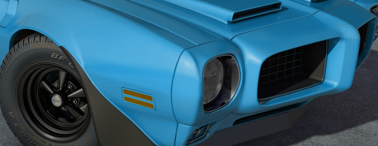 1970 - 1973 Pontiac Firebird RestoMod Wiring System