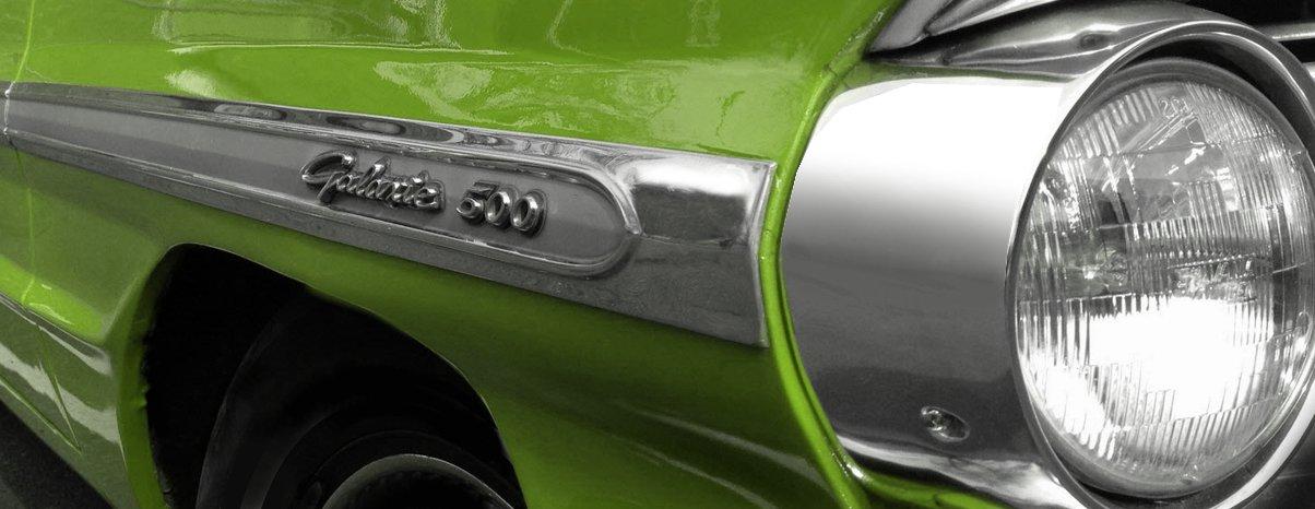 1960 - 1964 Ford Galaxie  Mercury Fullsize RestoMod Wiring System