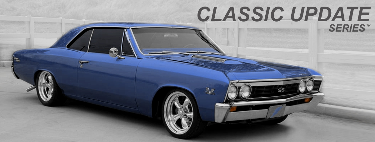 RestoMod Wiring Harnesses for Classic  Muscle Cars