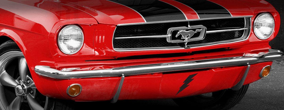 1964 - 1966 Ford Mustang RestoMod Wiring System