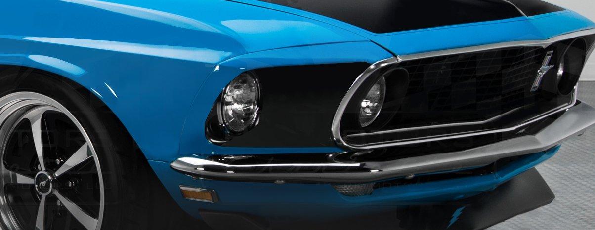 1969 Ford Mustang RestoMod Wiring System
