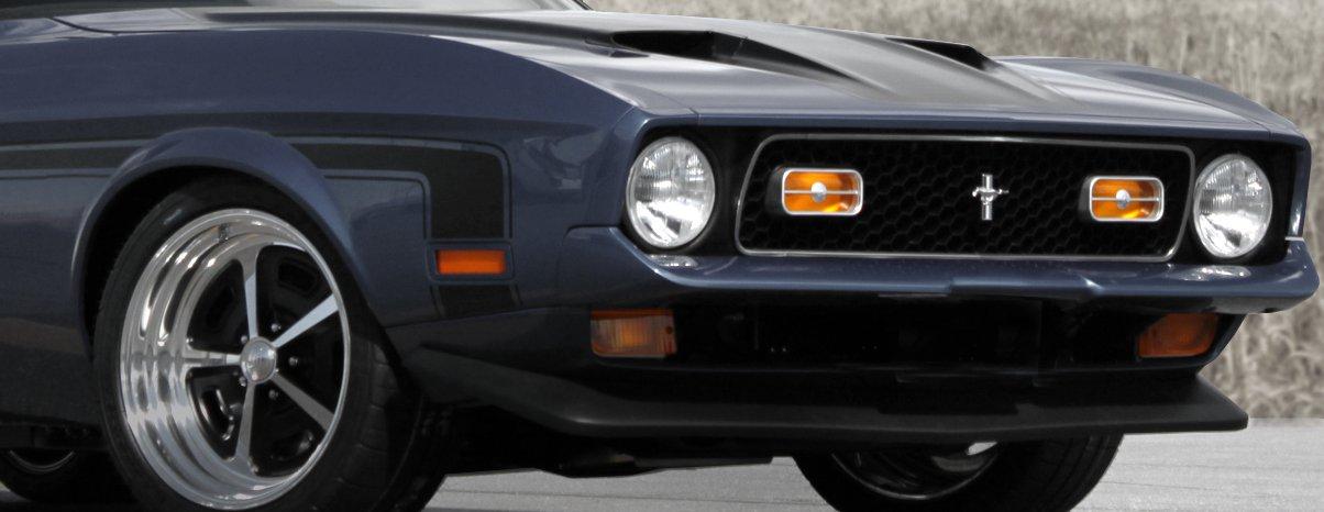 1971 - 1973 Ford Mustang RestoMod Wiring System