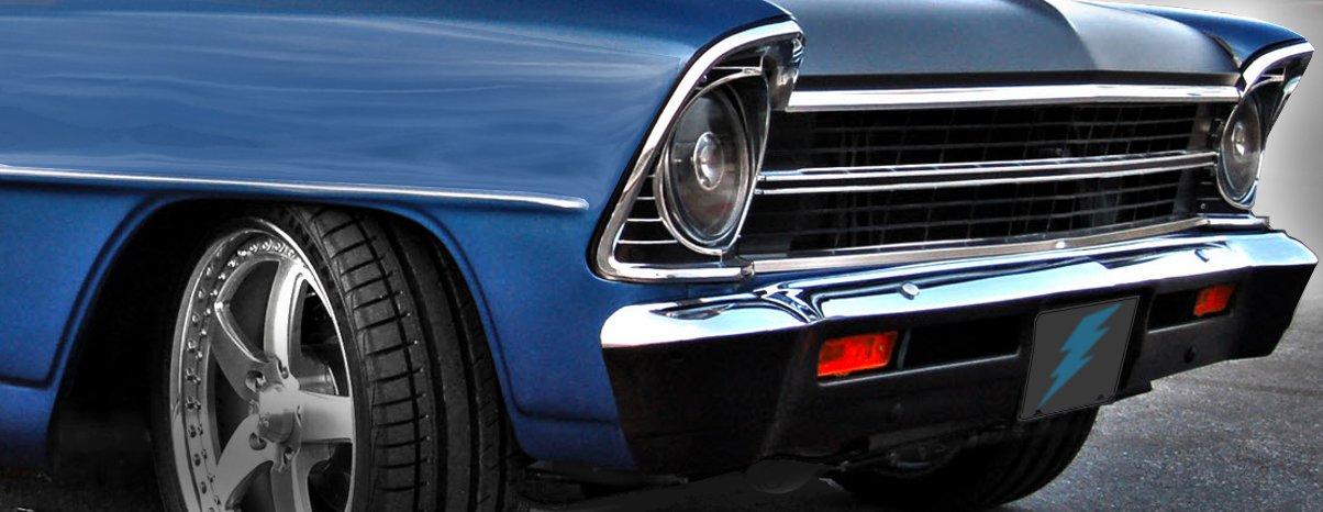 1962 - 1967 Chevrolet Nova RestoMod Wiring System