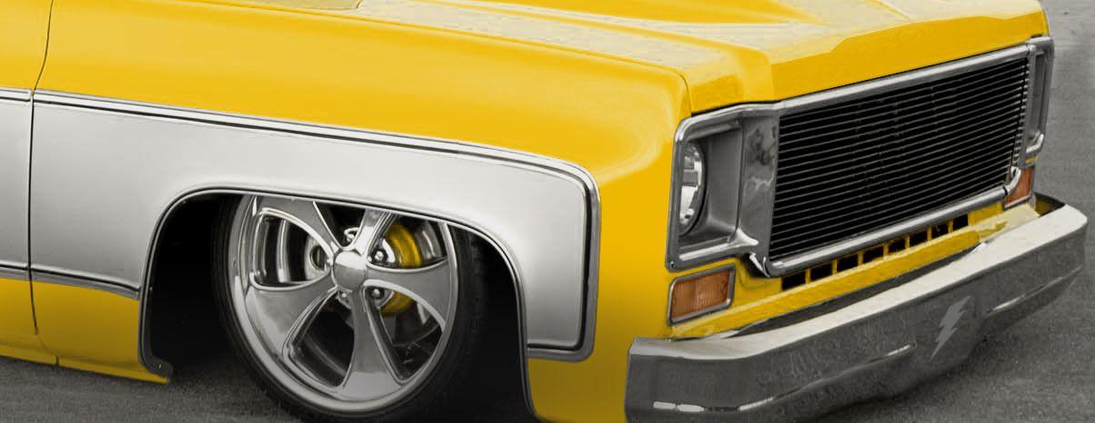 1973 - 1982 Chevrolet Truck RestoMod Wiring System