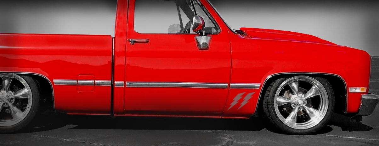 1983 -1987 Chevrolet Truck RestoMod Wiring System