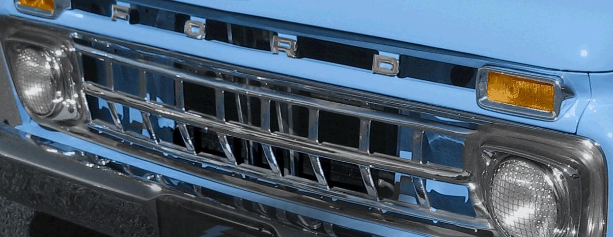 1961 - 1966 Ford Trucks RestoMod Wiring System