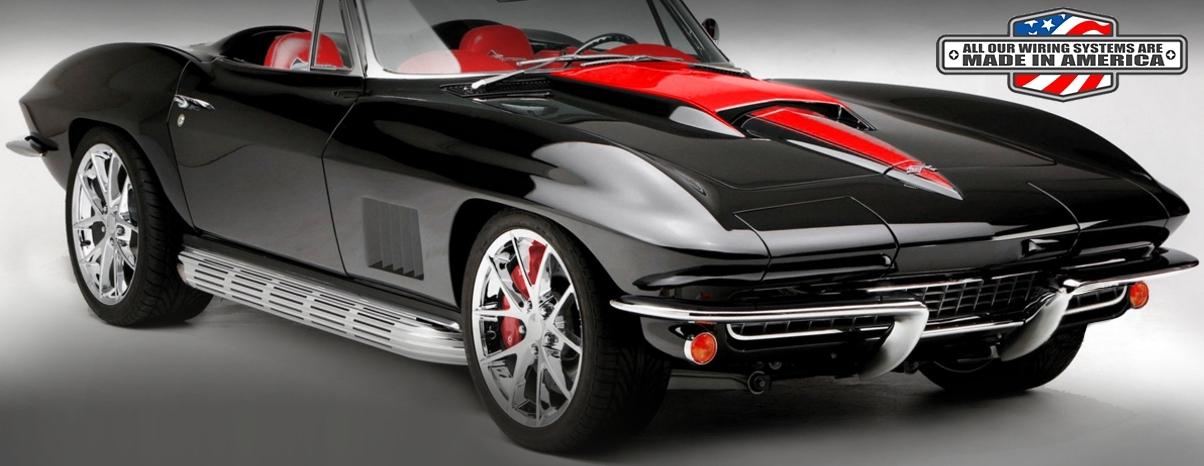 67 Corvette Wiring Harness Wiring Diagram 2019