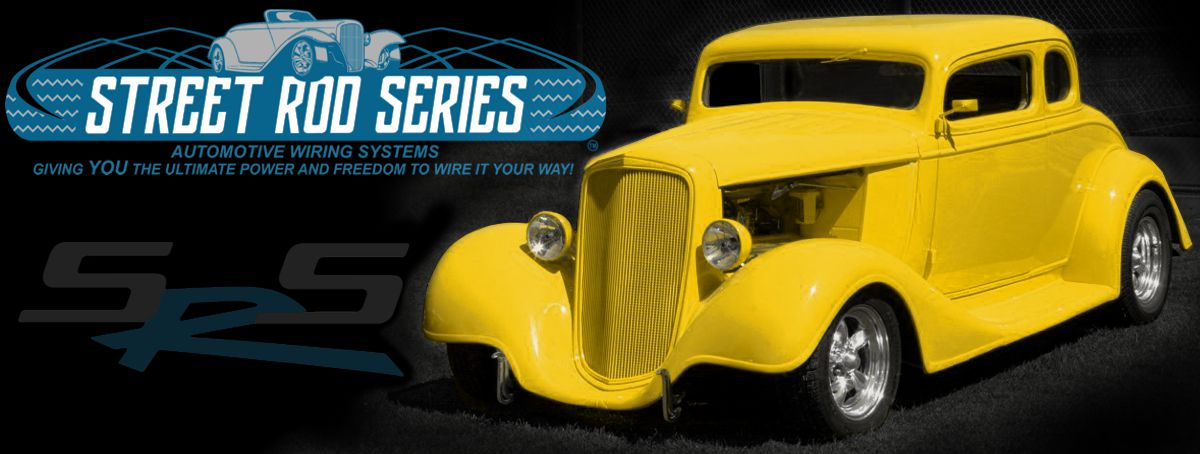 Street Rod and Custom Wiring Harnesses for Muscle Cars  Street Rods