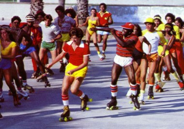 Image bis extraite du film Roller Boogie