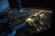 Scott Kelly 1 an dans l'espace D