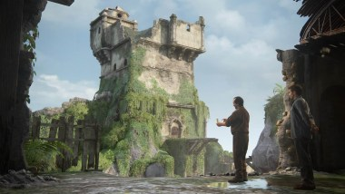 Uncharted 4 - Paysage