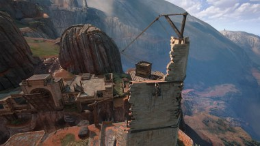 Uncharted 4 - Paysage - Madagascar