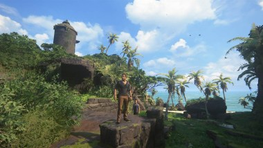 Uncharted 4 - Paysage - Les Caraïbes