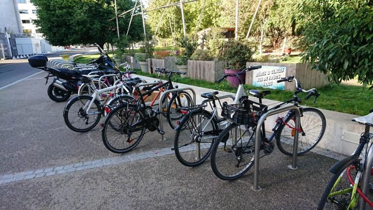 Stationnement vélo
