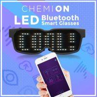 Chemion LED-Brille App-gesteuert