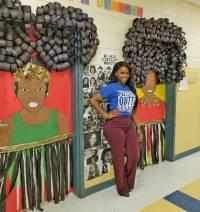 Black History Month Classroom Door Decorations ...