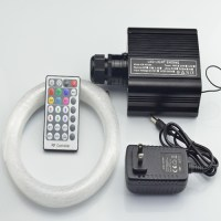 DIY Fiber Optic Lighting Kits with LED light engines for