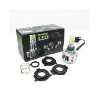 LED Ersatz-Leuchtmittel H6 fr Motorrad 8-80V AC ...