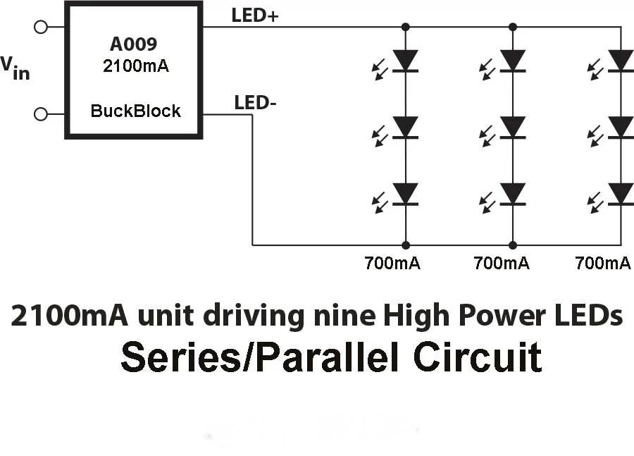 Series Parallel Circuit Diagram - LEDSupply Blog