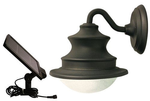 Medium Of Solar Porch Light