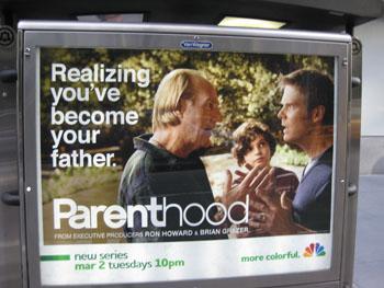 parenthood ad