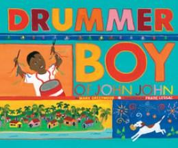 drummer boy of john john cover
