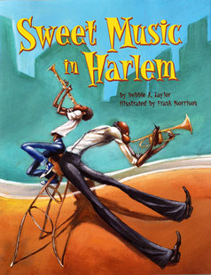 sweet music in harlem cover