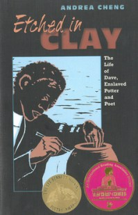 etched in clay cover