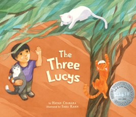 The Three Lucys cover image