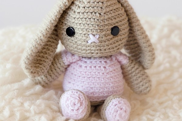 Free Crochet Bunny Pattern!
