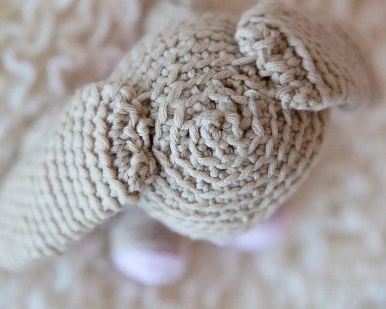 Free Crochet Bunny Pattern 6