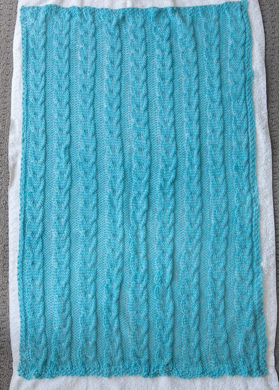 How-to-Wet-Block-Knitting-06