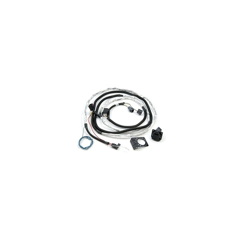tow vehicle wiring harness 05 jeep wrangler